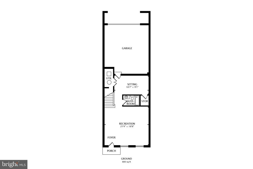Floor Plan - 23148 BROOKSBANK SQ, BRAMBLETON