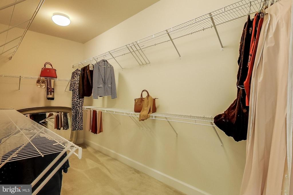 Big Walk-in-Closet - 23148 BROOKSBANK SQ, BRAMBLETON