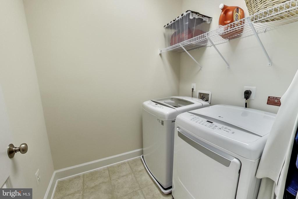 Laundry on Bedroom Level - 23148 BROOKSBANK SQ, BRAMBLETON