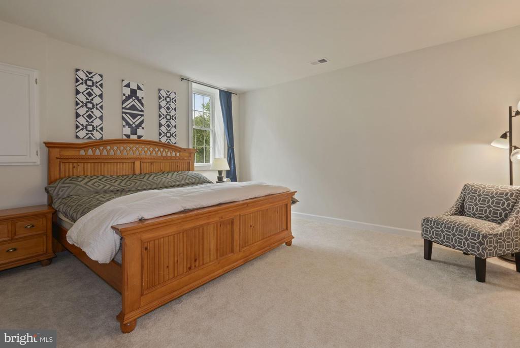 5th bedroom in basement - 20669 PERENNIAL LN, ASHBURN