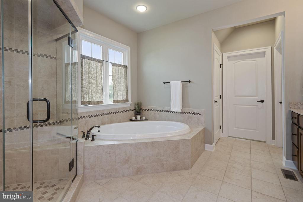 Large soaking tub - 20669 PERENNIAL LN, ASHBURN