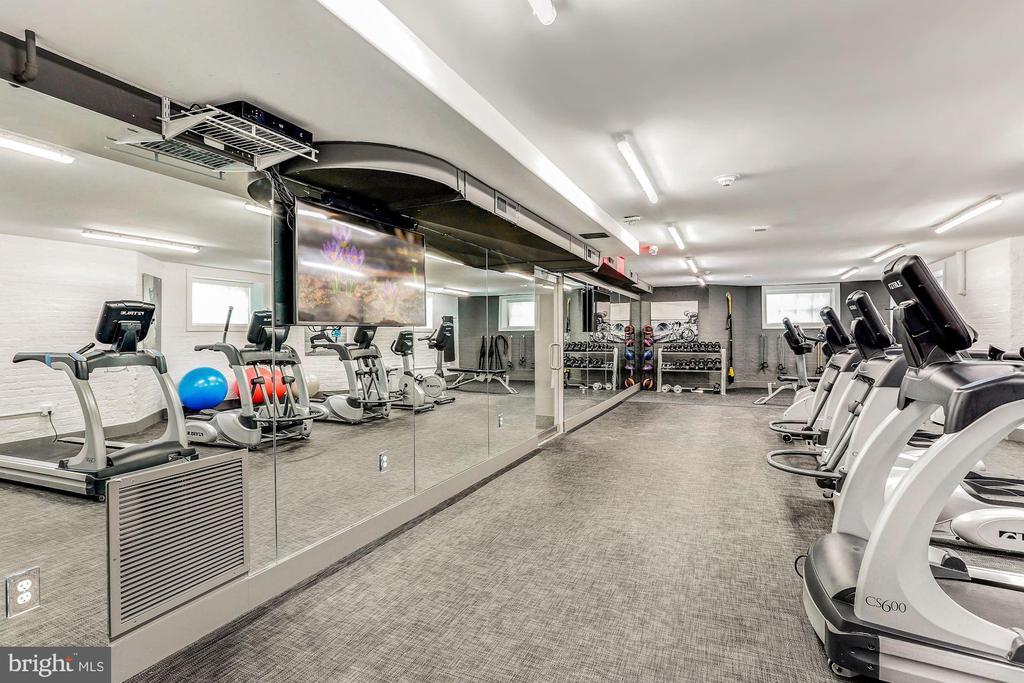 A Full Gym - 1801 16TH ST NW #105, WASHINGTON