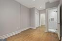 Second Bedroom w/Bath - 1801 16TH ST NW #105, WASHINGTON