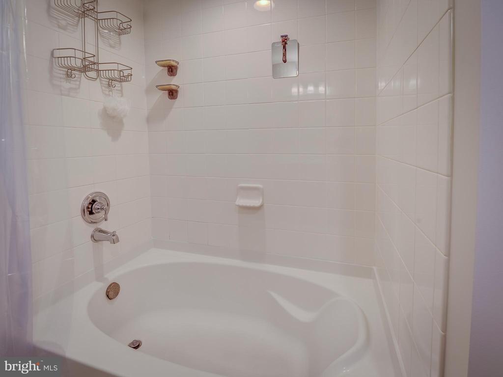 Shower/ soaking tub - 4141 S FOUR MILE RUN DR #104, ARLINGTON
