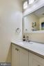 Main Level Powder Room / Half Bath - 21115 FIRESIDE CT, STERLING