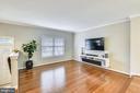 Living Room - 21115 FIRESIDE CT, STERLING