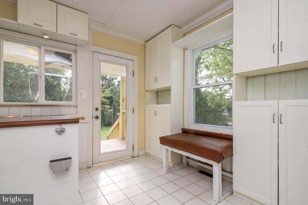 Mud Room or Breakfast Area - 3635 BUCKEYSTOWN PIKE, BUCKEYSTOWN