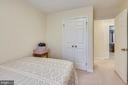 Lovely carpet and nice closet - 21115 FIRESIDE CT, STERLING
