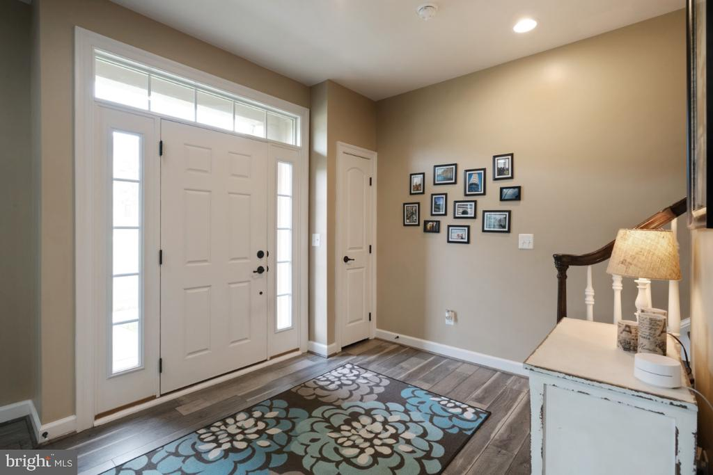 Open concept with a welcoming entry foyer - 13730 SENEA DR, GAINESVILLE