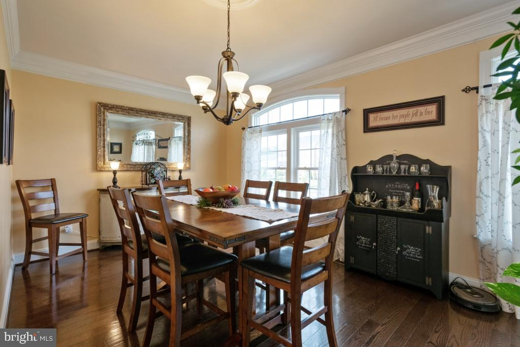 Dining room off of the kitchen - 13730 SENEA DR, GAINESVILLE