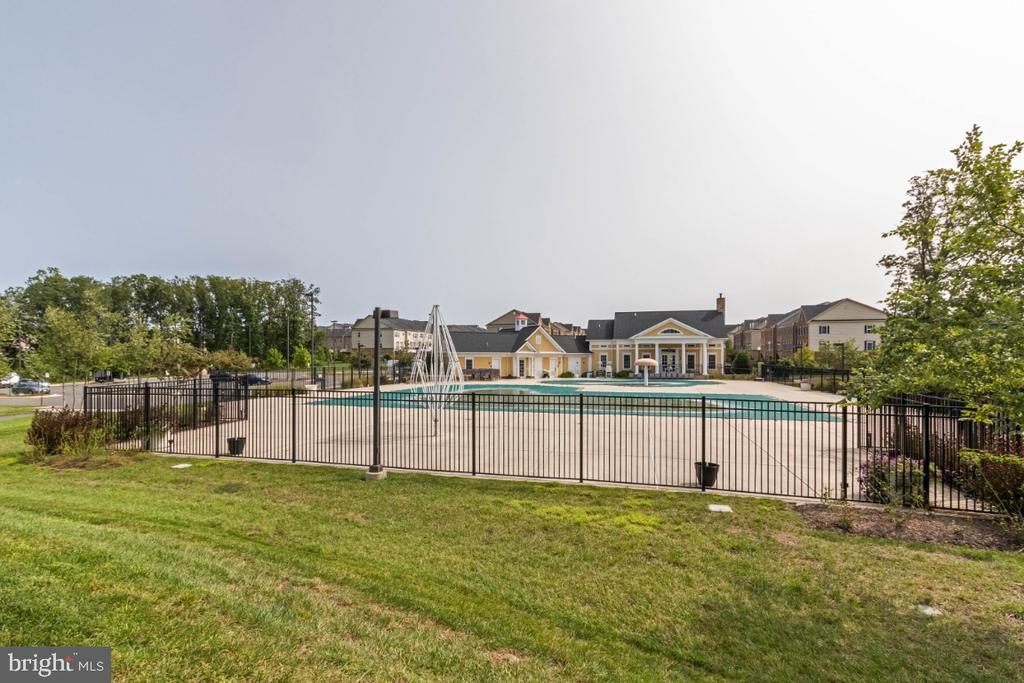 Community Pool - 13730 SENEA DR, GAINESVILLE