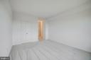 Primarly Bedroom with 2 closets - 19355 CYPRESS RIDGE TER #823, LEESBURG