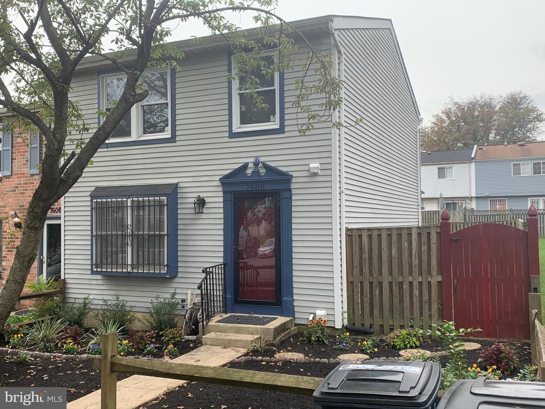 Single Family Homes per Vendita alle ore Landover, Maryland 20785 Stati Uniti