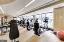 Large fitness center - 1111 19TH ST N #1706, ARLINGTON