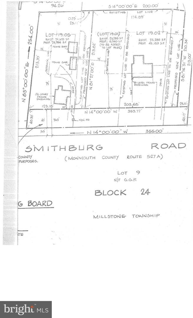 Οικόπεδο για την Πώληση στο Englishtown, Νιου Τζερσεϋ 07726 Ηνωμένες Πολιτείες