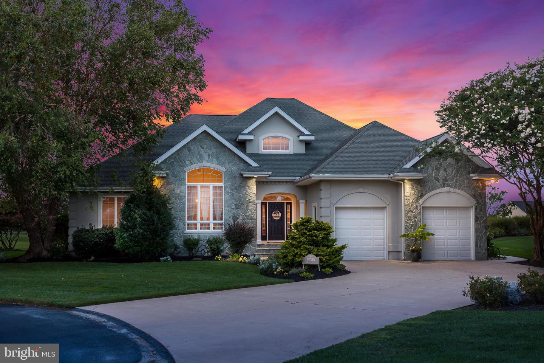 Single Family Homes для того Продажа на Dagsboro, Делавэр 19939 Соединенные Штаты
