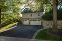 Four-car Garage with lift - 3629 N VERMONT ST, ARLINGTON