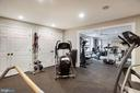 Large Exercise Room & Optional Fifth Bedroom - 3629 N VERMONT ST, ARLINGTON