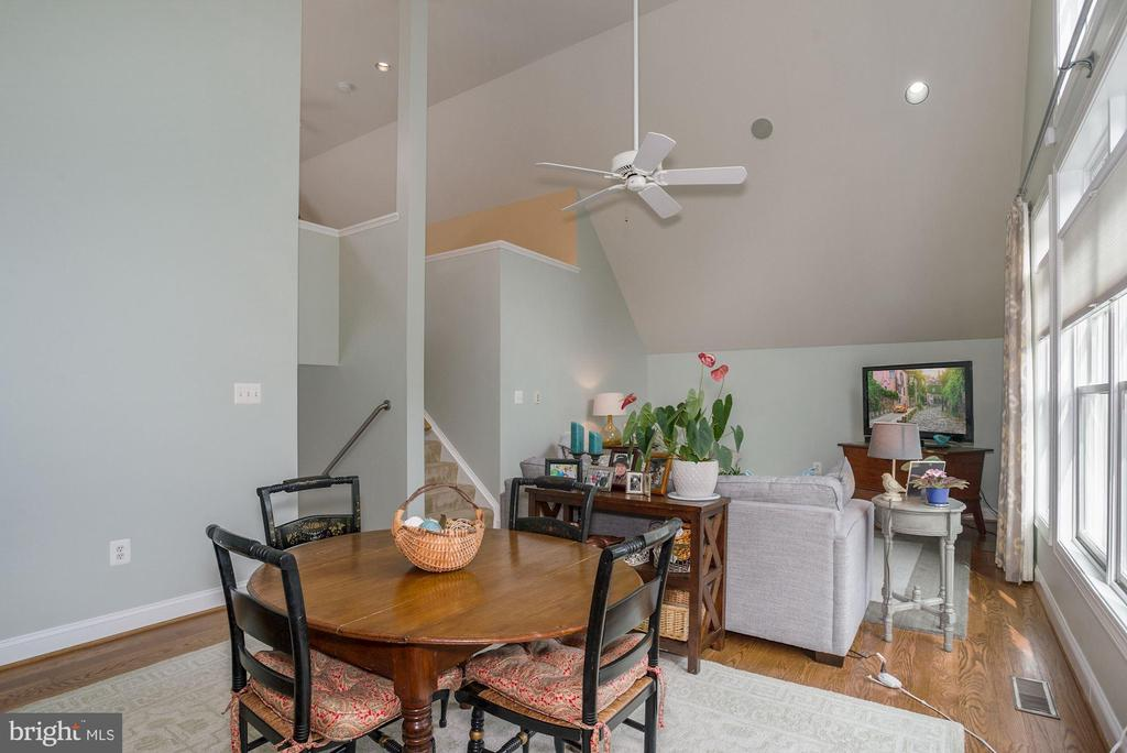 Vaulted Ceilings - 3629 N VERMONT ST, ARLINGTON