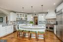 Beautiful Gourmet Kitchen - 3629 N VERMONT ST, ARLINGTON