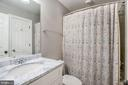 Lower Level Full Bath - 3629 N VERMONT ST, ARLINGTON