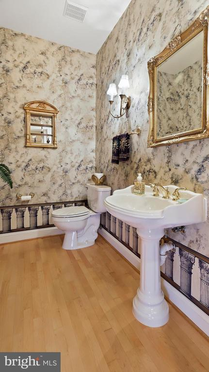 Powder Rm- Not off FR, but separated for privacy. - 1414 WYNHURST LN, VIENNA