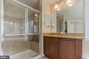 Second bath - 43829 RIVERPOINT DR, LEESBURG