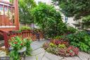 Enjoy the lush greenery and prof. landscaping - 2706 CORTLAND PL NW, WASHINGTON