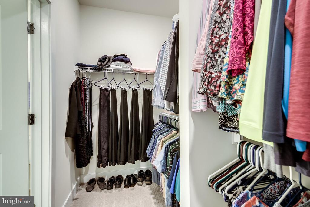 Super sized Walk  In Closet - 11200 RESTON STATION BLVD #402, RESTON