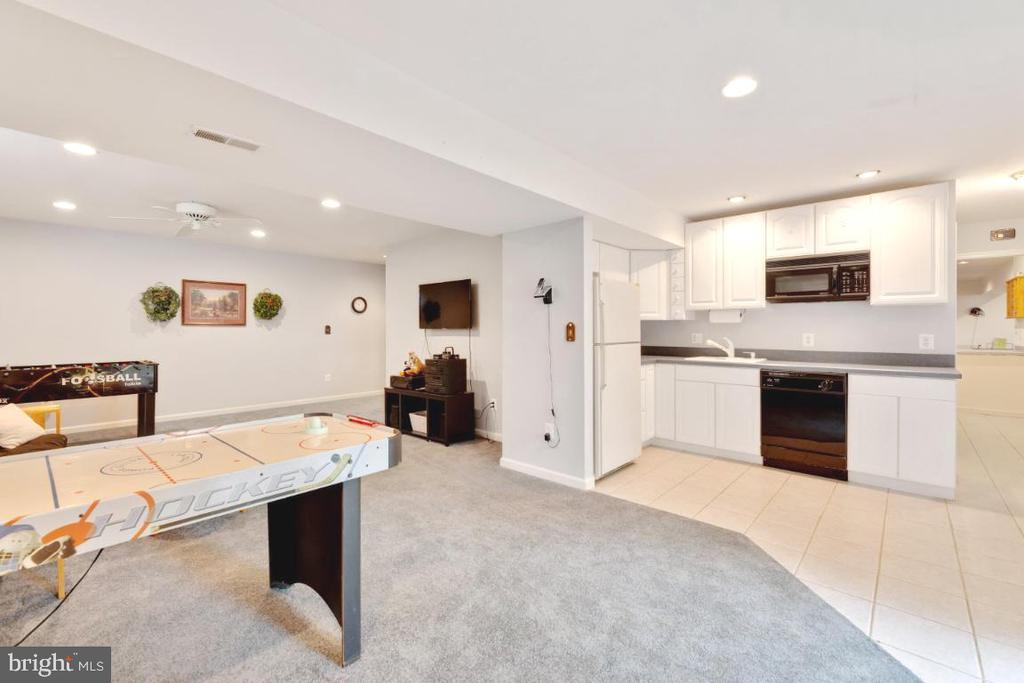 Lower level perfect for multi generational housing - 42870 AUTUMN HARVEST CT, BROADLANDS