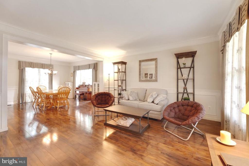 Living Room - 42870 AUTUMN HARVEST CT, BROADLANDS