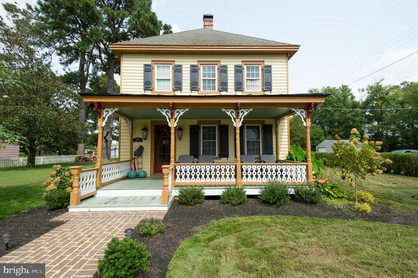Single Family Homes for Sale at Vienna, Maryland 21869 United States