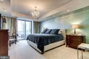 Large Master Bedroom - 1881 N NASH ST #1411, ARLINGTON