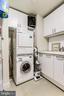 Laundry Room Off Front Hall - 1881 N NASH ST #1411, ARLINGTON