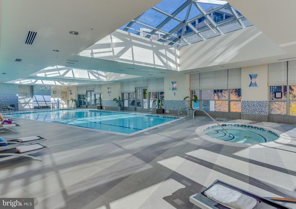 Beautiful Light Filled Pool and Spa - 1881 N NASH ST #1411, ARLINGTON