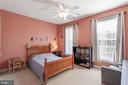 Bedroom 2-front of home - 19198 SKINNER SQ, LEESBURG