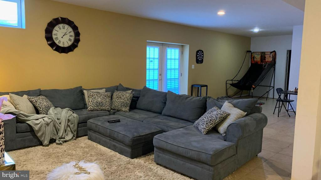 Lower-level Rec Room - 24784 HIGH PLATEAU CT, ALDIE