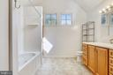 Primary Bath with Jetted Tub - 2922 24TH ST N, ARLINGTON