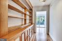 Built-ins in hallway - 2922 24TH ST N, ARLINGTON