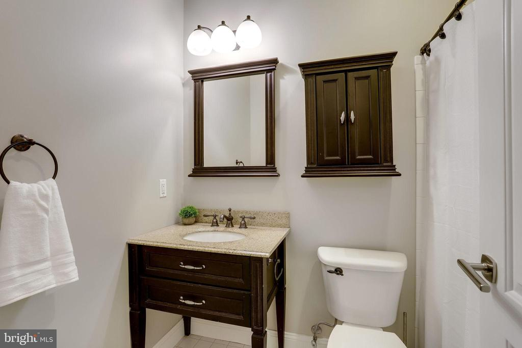 Lower level full bath #2 - 2124 POLO POINTE DR, VIENNA