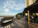 River Front Tiki and BBQ area - 501 SLATERS LN #906, ALEXANDRIA