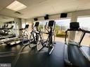 River Views in Gym - 501 SLATERS LN #906, ALEXANDRIA