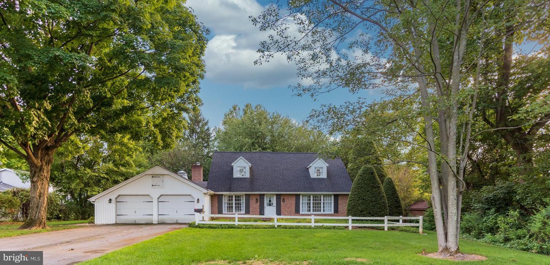 Single Family Homes pour l Vente à Emmaus, Pennsylvanie 18049 États-Unis