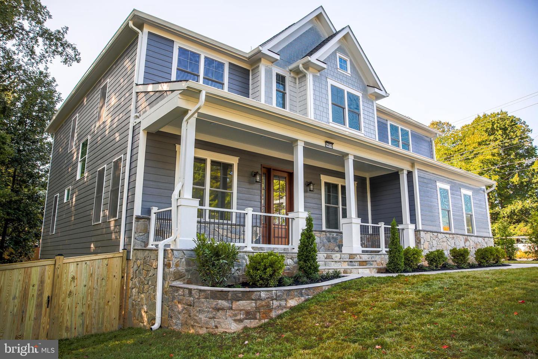 Single Family Homes pour l Vente à Springfield, Virginia 22151 États-Unis