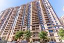Front Exterior  - Residences at Liberty Center - 888 N QUINCY ST #512, ARLINGTON
