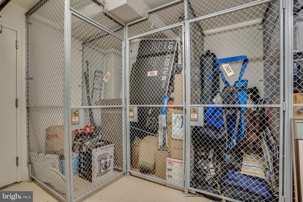 Generous Secure Storage #302 - 888 N QUINCY ST #512, ARLINGTON