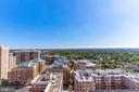 Sweeping Views from Rooftop Terrace - 888 N QUINCY ST #512, ARLINGTON