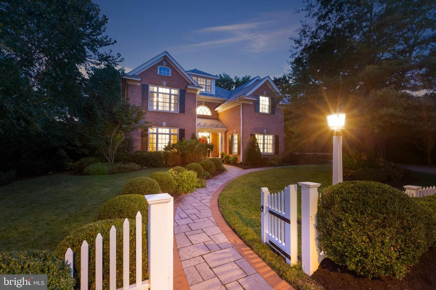 Single Family Homes for Sale at Haddonfield, New Jersey 08033 United States