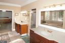 Master Bath - Main  Level - 11918 SANDY HILL CT, SPOTSYLVANIA