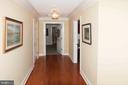 Hallway - Upper Level - 11918 SANDY HILL CT, SPOTSYLVANIA